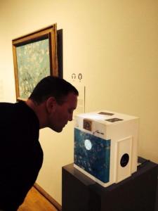 Van Gogh geur beleving