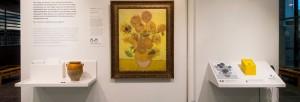 Gogh zonnebloemen geur