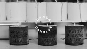 scandlecandle geurkaars